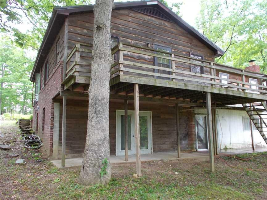 Home for Sale Raccoon Lake, Rockville Indiana   Parke County ...