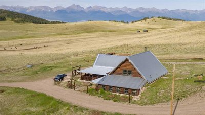 Elk Mountain Ranch Westcliffe, CO